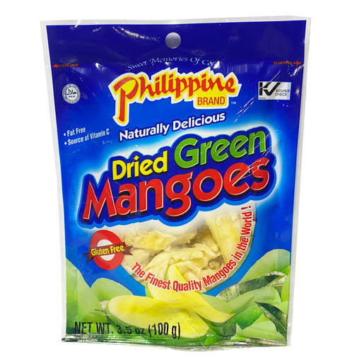 Philippine Brand Green Mangoes 3.5oz Front