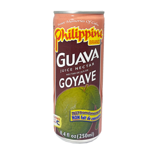 Philippine Brand Guava Juice 8.4oz Front