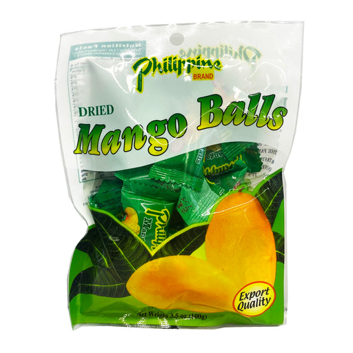 Philippine Brand Mango Ball 3.5oz front