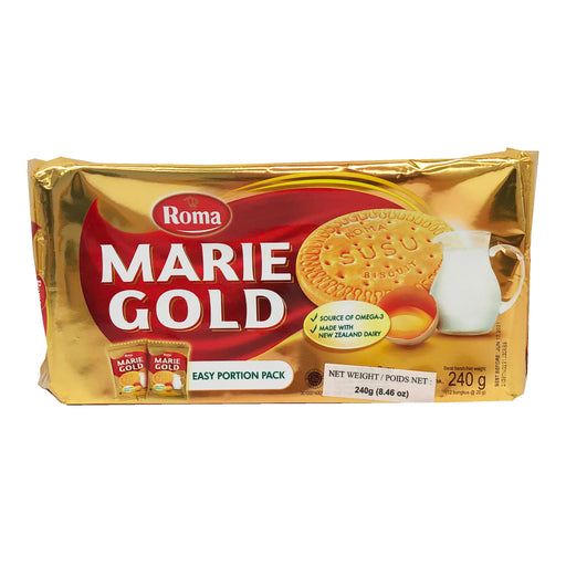 Package Roma Marie Gold 8.46oz Front