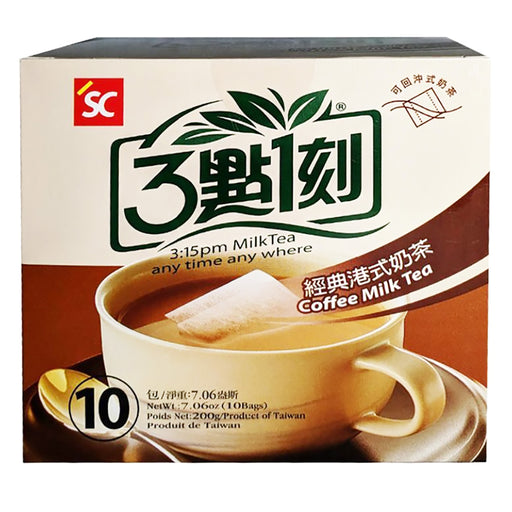 SC 3:15PM Coffee Milk Tea 7.06oz Image 1