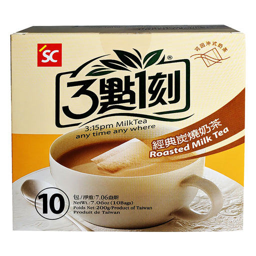SC 3:15PM Roasted Milk Tea 7.06oz Image 1