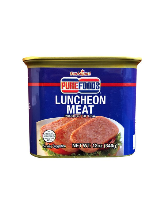 San Miguel Purefoods Luncheon Meat 12oz