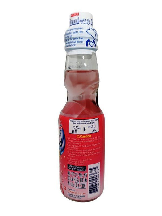 Sangaria Ramune - Strawberry Flavor 6.76oz Image 3