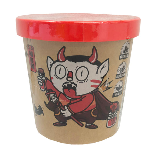 Shizu Energy Instant Vermicelli Cup Hot and Sour Flavor 4.59oz Front