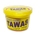 Package Snow Fresh Tawas Powder with Perfume 1.58oz Back