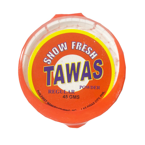 Snow Fresh Tawas Powder Regular 1.58oz Image 1