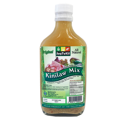 SugTuKil Kinilaw Mix Original 8.45oz Image 1