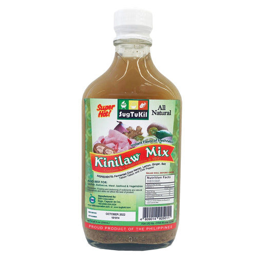 SugTuKil Kinilaw Mix Super Hot 8.45oz Image 1