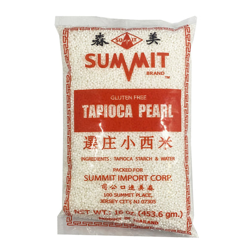 Package Summit Tapioca Pearl Small 16oz Front