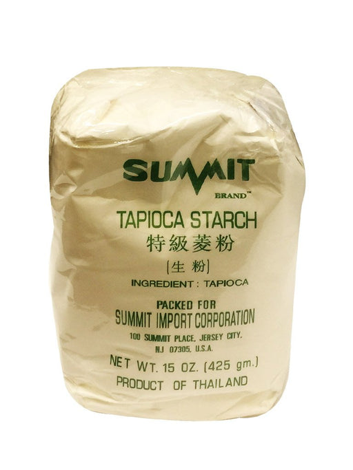 Package Summit Tapioca Starch 15oz Front