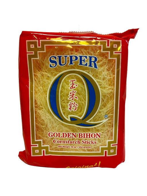 Package Super Q Golden Bihon 16oz Front