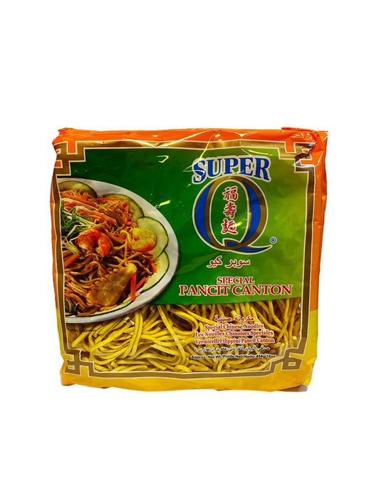 Package Super Q Special Pancit Canton 16oz Front