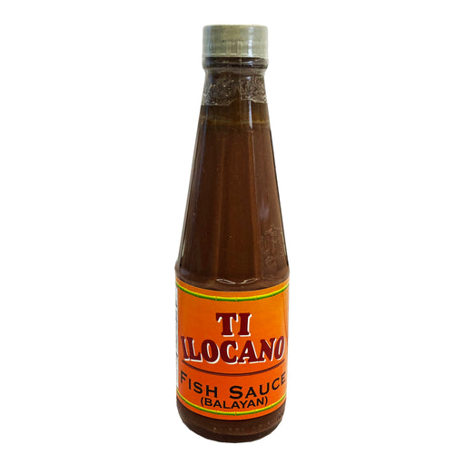 Package Ti Ilocano Balayan Fish Sauce 12oz Front