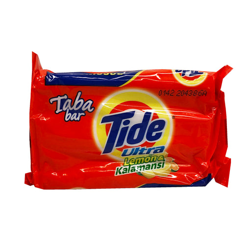 Tide Bar Ultra Lemon & Kalamansi 4.4oz Front