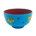 "Tiger Blue Rice Bowl Small 4""2 inches Side"