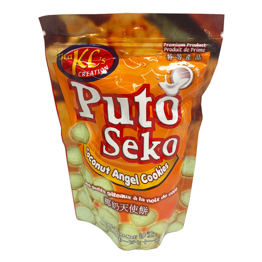 Package Tita Kc's Puto Seko 6.03oz Front
