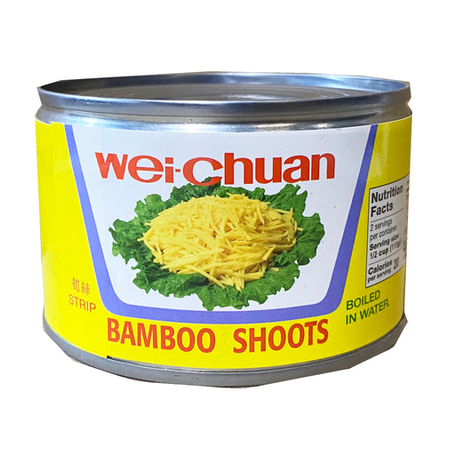Wei Chuan Bamboo Shoot Strips 8oz Image 1