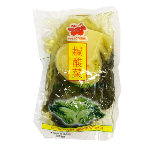 Wei Chuan Cai Chua Pickled Mustard Green 8.8oz Image 1
