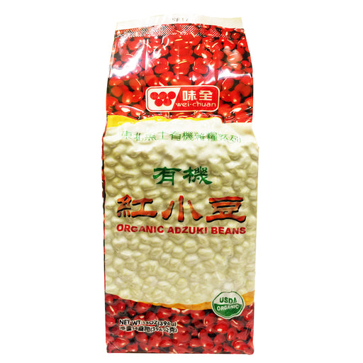 Wei Chuan Organic Adzuki Dried Red Bean 14oz Image 1