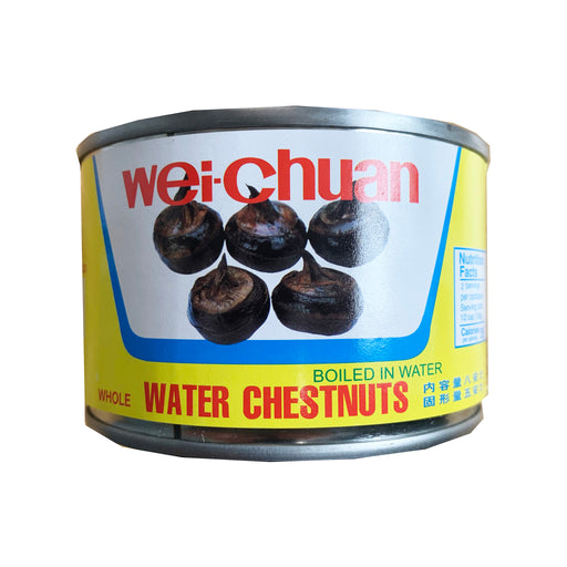 Wei Chuan Whole Water Chestnut 8oz Image 1