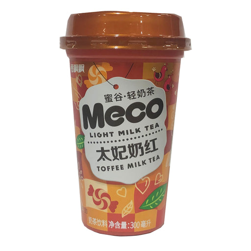 Xiang Piao Piao Meco Light Milk Tea Toffee 10.14oz Front
