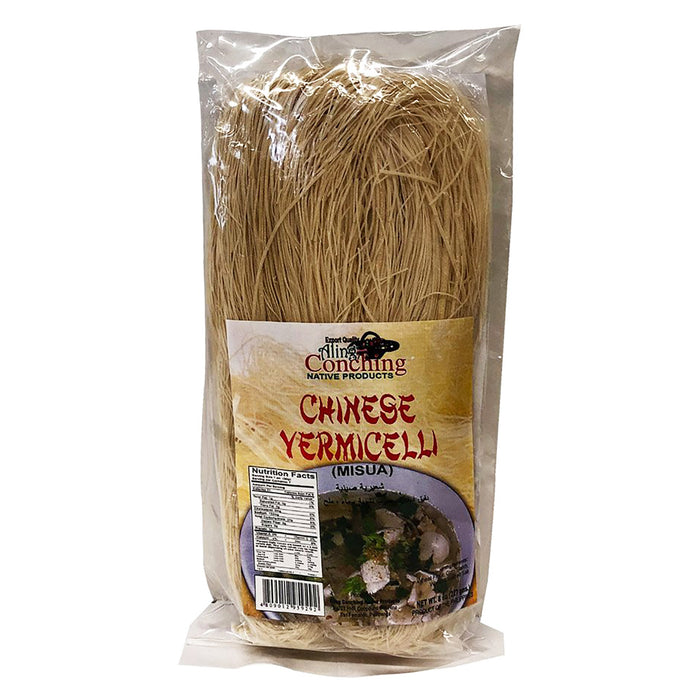 Aling Conching Chinese Vermicelli - Misua 8oz front