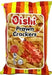 Package Oishi Prawn Crackers Original Flavor 2.12oz Front