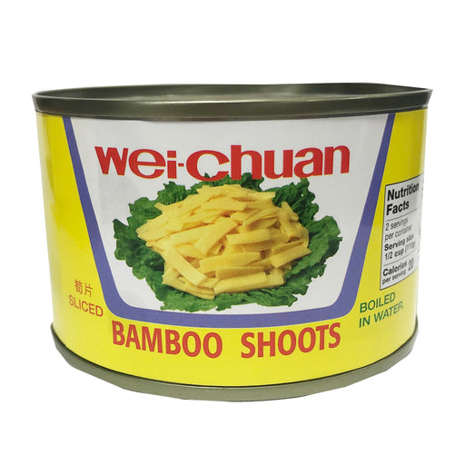 Wei Chuan Bamboo Shoots Sliced 8oz Image 1
