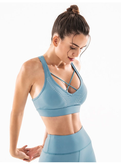 Fired Up Vest Bra