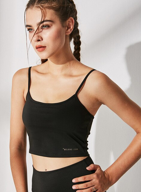 Padded Workout Sports Bra