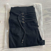 Lace-Up Sports Pants