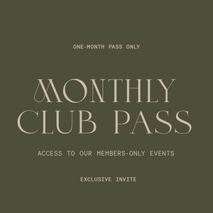 Monthly Club Pass