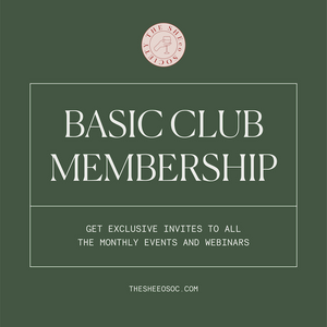 Basic Lifetime Club Membership 💫