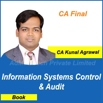 CA Final Information Systems Control & Audit Book by CA Kunal Agrawal