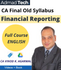 CA Final Financial Reporting Full Old Course by CA Vinod Kumar Agarwal