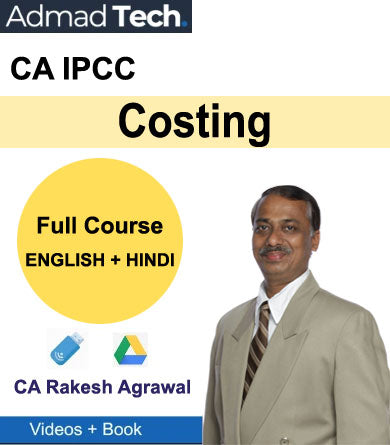 CA IPCC Costing Full Course by CA Rakesh Agrawal