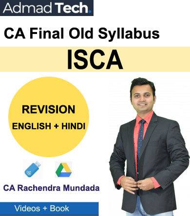 CA Final ISCA Old Course Revision by CA Rachendra Mundada