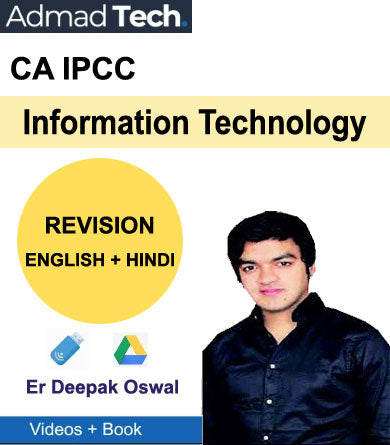 CA IPCC Information Technology (REVISION) by Er Deepak Oswal