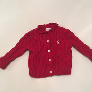 Sweater Ralph Lauren size 6mo