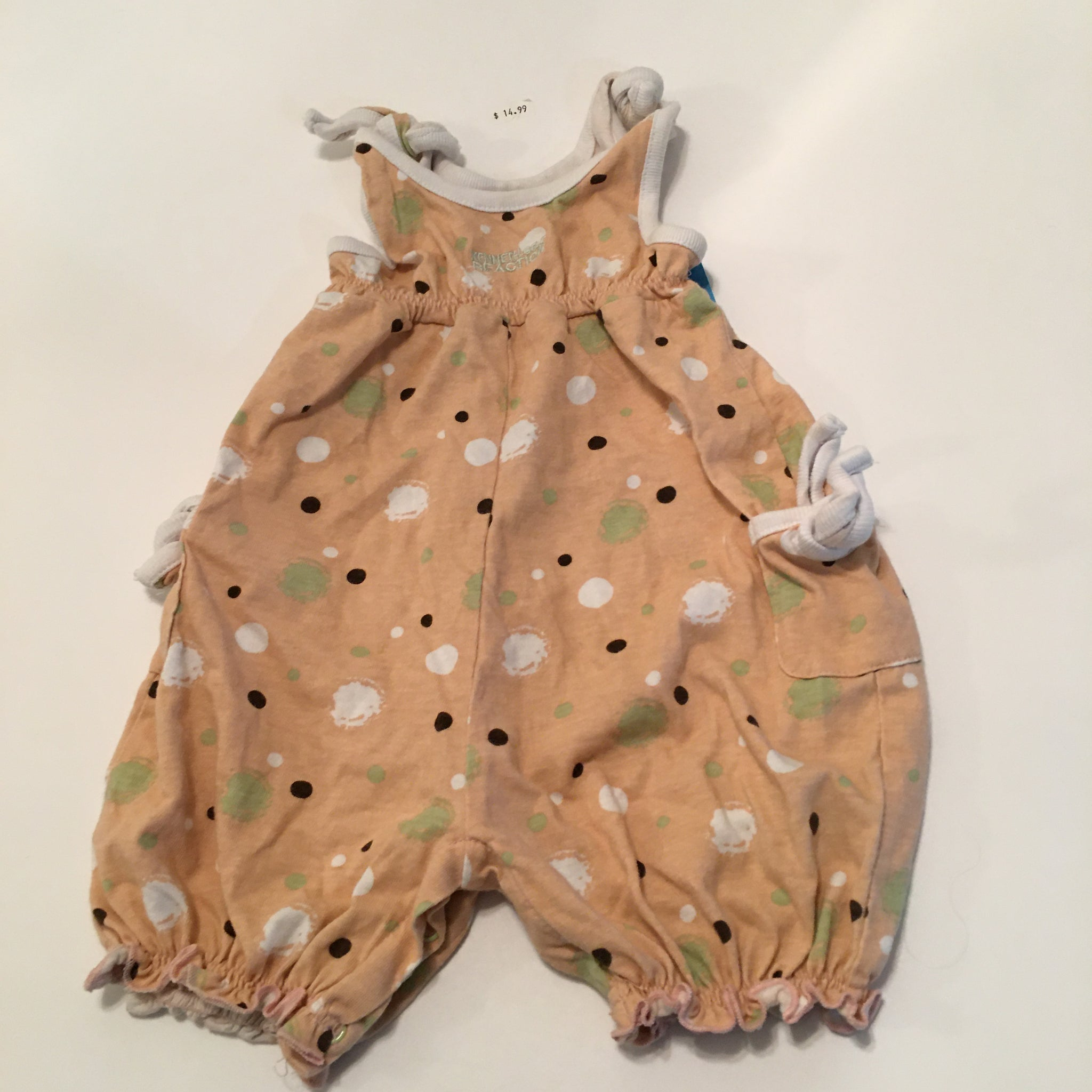 Romper Kenneth Cole Size 3/6 mo