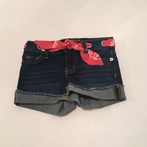 Short Justice size 7