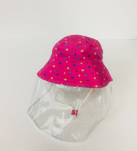 Sun Hat Andy & Evan w/removable shield 12m-2T