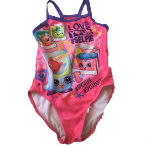 Swim Shopkins size 4-5
