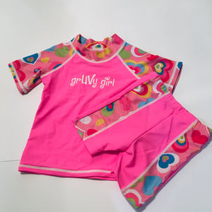 Outfit, Gruvy Girl, size 6-12 mo