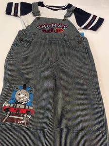 Outfit Thomas the Train Size 4