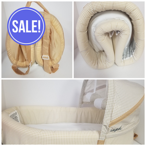 Luly boo travel bassinet