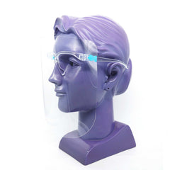 Enzo Face Shield Safety Glasses