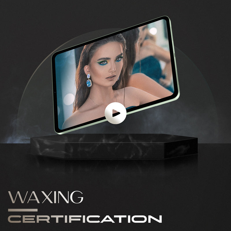 waxing online training