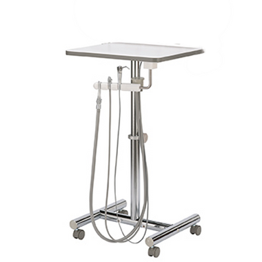 Operatory Support Cart w/Assistant's Package H-Frame PN R4221